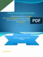 Électromagnétisme version 2003