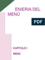 Ingeneria Del Menu