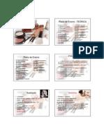 Tecnologia de cosméticos aula -01