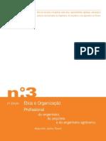 Caderno 3 Ética e Organização Profissional