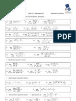 Guia nº 2 limites  matematicas II