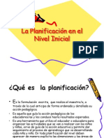 Presentacion Sobre Planificacion Septiembre 2010