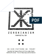Zeroxian Pamphlet No. 1129