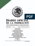 Reformas Ley Amparo
