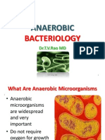 Anaerobic Bacteriology