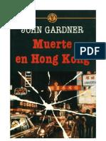 Gardner John - Muerte en Hong Kong (007)