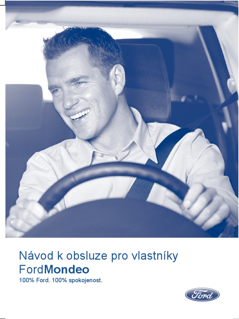 Navod Ford Mondeo Mkiii