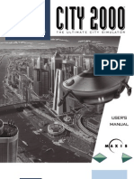 SimCity 2000 Manual