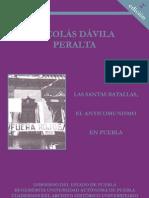 DÁVILA PERALTA Anticomunismo en Puebla