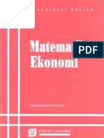 Matematika Ekonomi