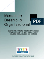 manual de desarrollo organizacional final