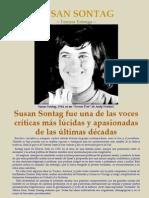 Susan Sontag TRES
