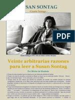 Susan Sontag CUATRO