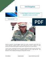 Lo Stato Maggiore dell'esercito congolese decapitato in piena crisi bellica.