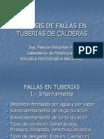 Analisis de Fallas en Tuberias de Calderas Parte 1