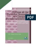 defenza de los derechos sexuales en contextos fundamentalistas - cdd - iglhrc