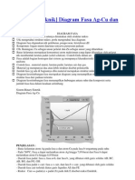 Materi Diagram Fasa Pb-sn