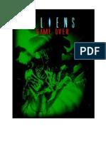 Aliens by Azamor