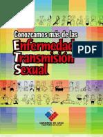 conozcamos más de las enfermedades de transmisión sexual - minsal