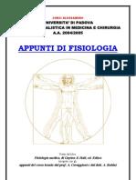0011 - Appunti Di Fisiologia