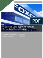 Foxconn Case Report
