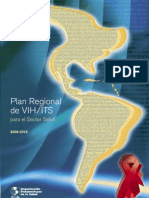 ops - plan regional de vih-its para el sector salud 2006 - 2015