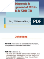 Diagnosis & Management of MDR-TB & XDR-TB AIMS