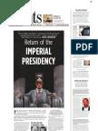 points imperial presidency.pdf