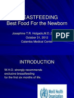 Breastfeeding Tips For Moms and Health Workers