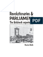 Revolutionaries and Parliament