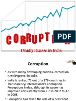 Corruption CSR