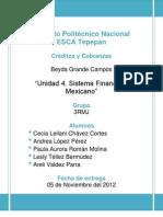 1 Sistema Financiero Mexicano