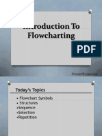 Introduction of Flowchart 3664210