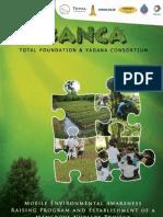 Mangrove Rehabilitation project booklet