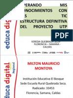 Escuela Rural Quebrada Seca Presentacion Del Proyecto