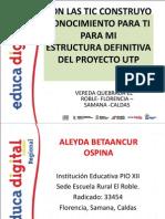 Escuela Rural El Roble Presentacion Del Proyecto