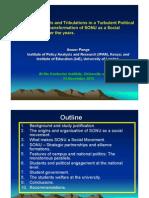 PONGE - Social Movements in Kenya Study - SONU Presentation