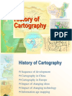 33399995 SUG243 History of Cartography