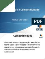 Inovação - Competitividade