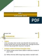 bab 2 penyajian data