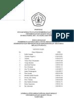 Contoh Proposal Kkn Posdaya