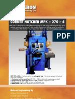 corner notcher mpk-270-4-114 eng