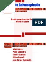Proyecto Galvanoplastia