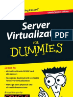 Server Virtualization for Dummies