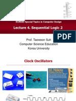 STCD Lec4 Sequential Logic 2