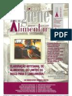 Revista Higiene Alimentar - Rio Jucuruçu