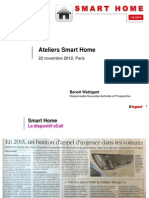 Smart Home #1 - Groupe Legrand