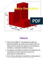 Definicion Estadistica Descriptiva