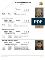 Peoria County inmates 11/25/12