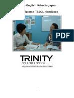 LTCL Diploma Handbook 2012